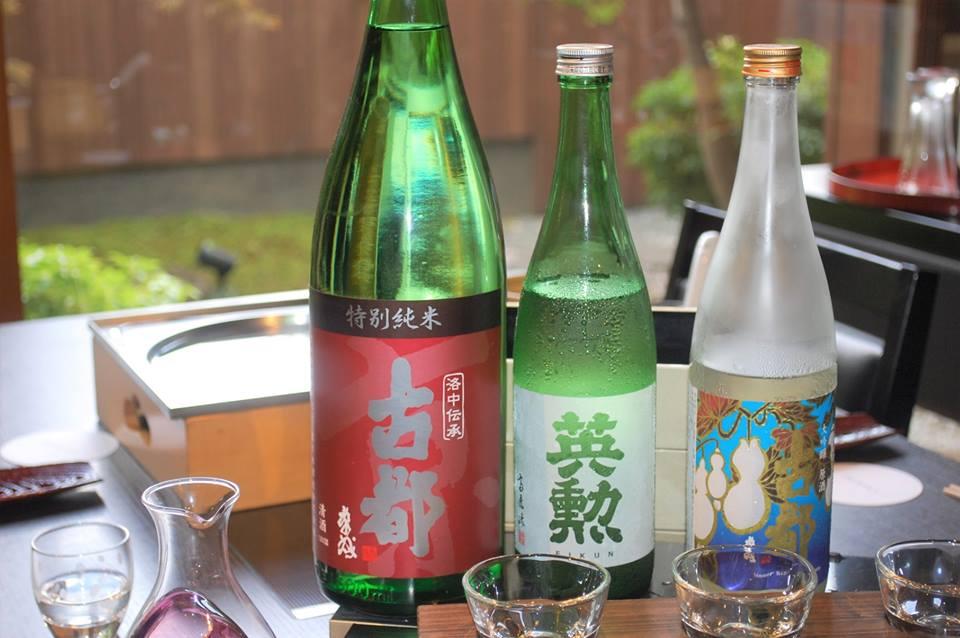 プレミアム日本酒